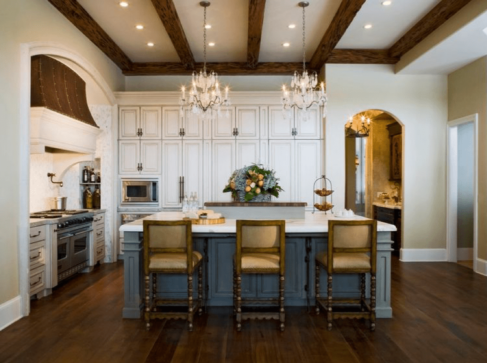 french-country-kitchen-exposed-wood-ceiling-beams-remodel-renovation-home-inspiration-contractor