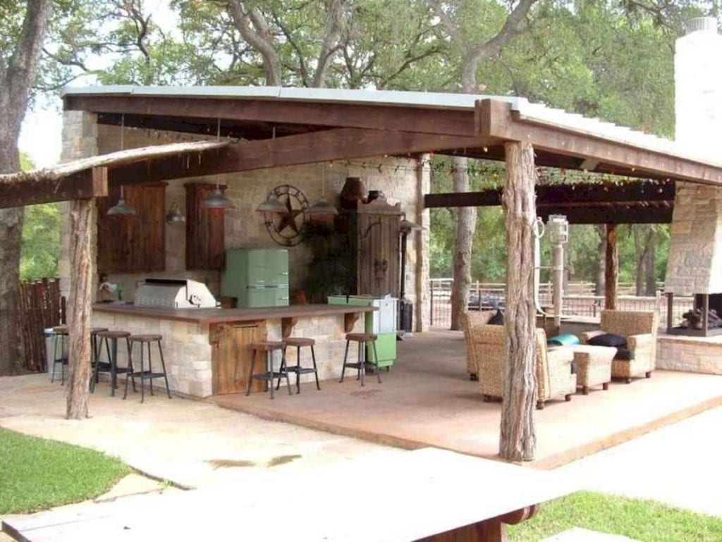 Outdoor Wet Bar